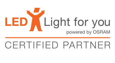 LED light for you powered by OSRAM certified partner